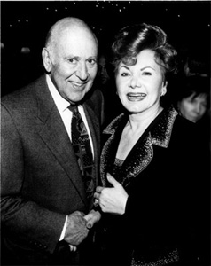 Carl Reiner and Chase Mishkin